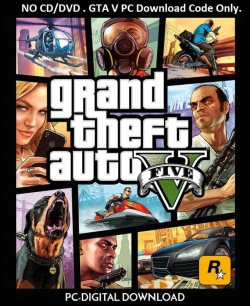 GTA 5 - Buy Grand Theft Auto V game for PC, PS3, Xbox 360, Xbox One