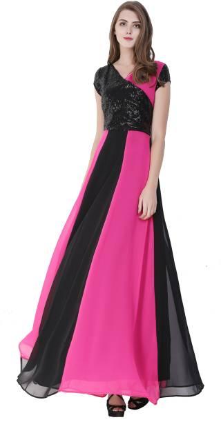 27d8e21cc Black Party Dresses - Buy Black Party Dresses online at Best Prices ...