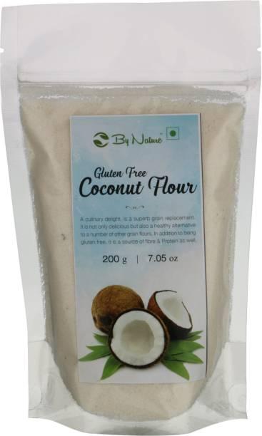 By Nature Coconut Flour Gluten-free Self Rising Flour Powder