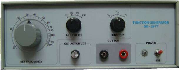"""SIGMA SG-201T FUNCTION GENERATOR SG-201T """"SIGMA"""", 200KHz Non-magnetic Electronic Level"""
