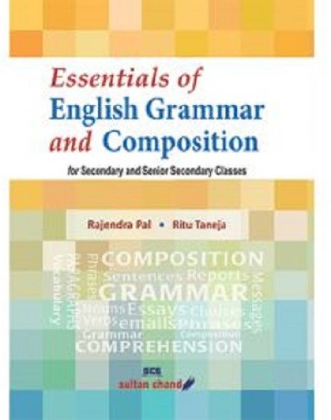 English Grammar And Composition By Pal And Suri Pdf