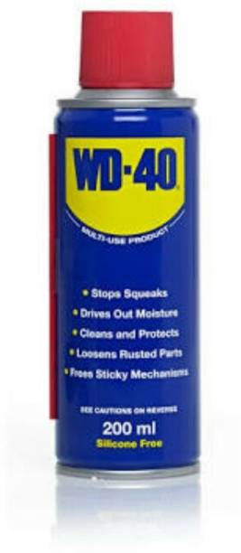 WD40 wd 40 170gm spray with brush Rust Removal Solution with Trigger Spray