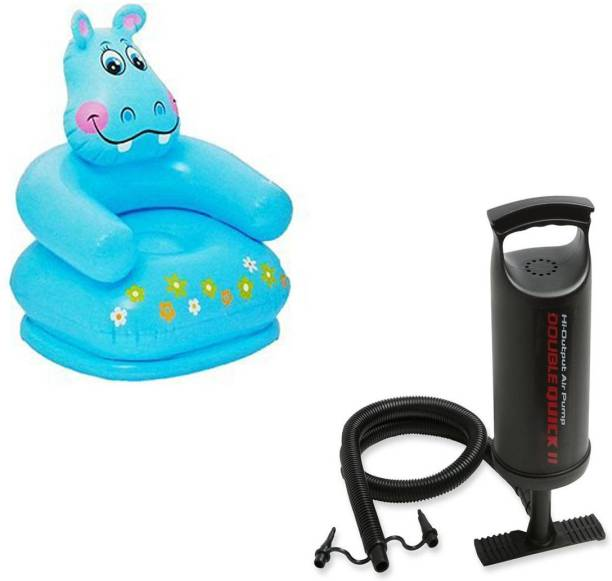 ODDEVEN Plastic Inflatable Chair