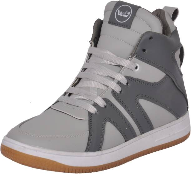 ad0d4ef9c01f West Code Westcode Mens Boots Synthetic leather High Top Casual Sneaker  Online Shoes R-097