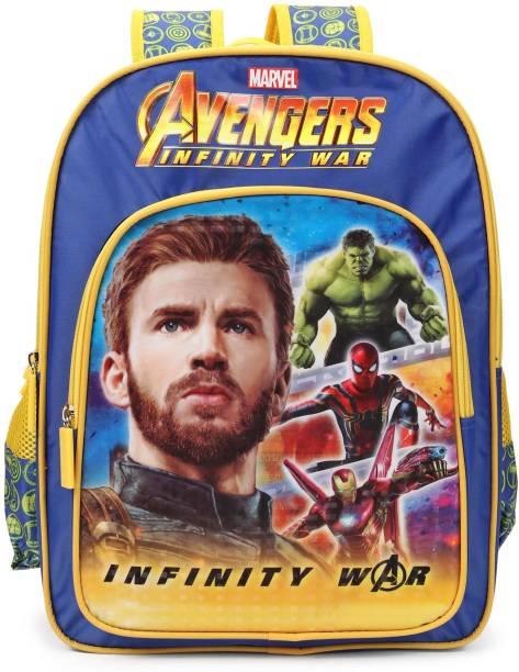 951860ff17b Marvel School Bags - Buy Marvel School Bags Online at Best Prices In ...