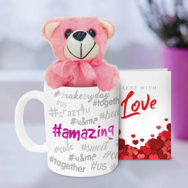 HOT MUGGS Amazing Ceramic Coffee Mug