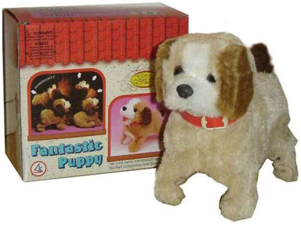 MAHVI TOYS Jumping Musical Puppy
