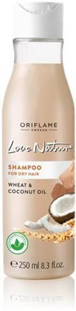 Oriflame Shampoo for Dry hair with Wheat & Coconut Oil
