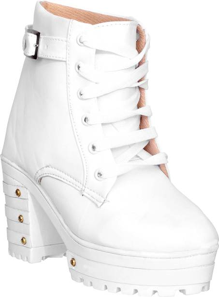 a19a12f21192e Womens Ankle Boots - Buy Womens Ankle Boots online at Best Prices in ...