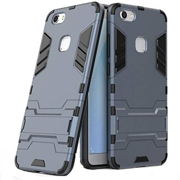 MODIK Back Cover for Xiaomi Red Mi Y1 Military Grade Defender Series Dual Protection Layer Hybrid