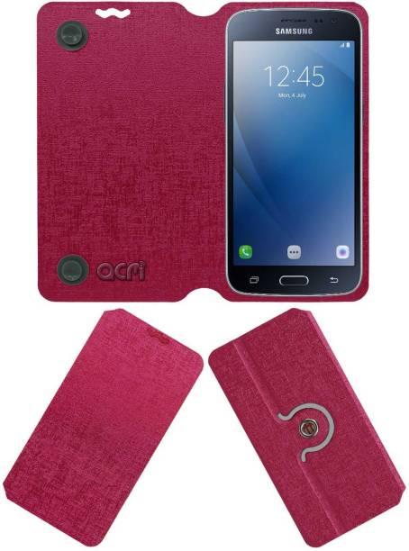 ACM Flip Cover for Samsung Galaxy J2 Pro