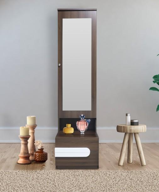 Crystal Furnitech Styer Engineered Wood Dressing Table