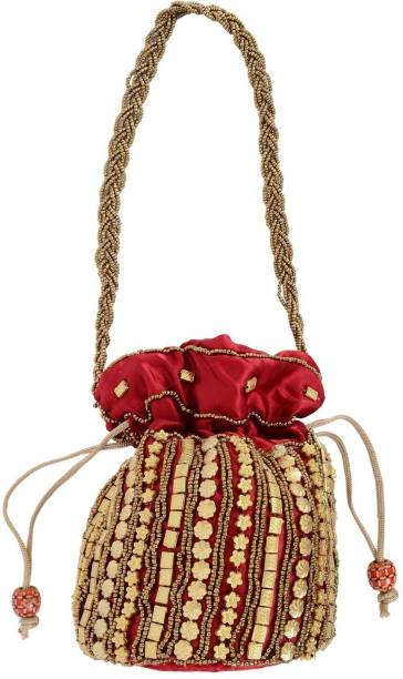 7744e64ea6 Potli Bags - Buy Potlis for Women and Men Online at Best Prices in ...