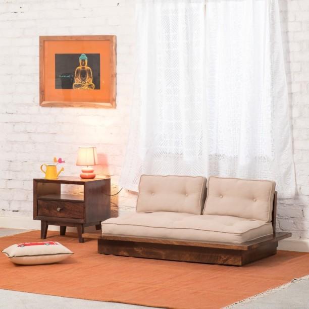 The Jaipur Living Tokyo Mango Fabric 2 Seater Sofa
