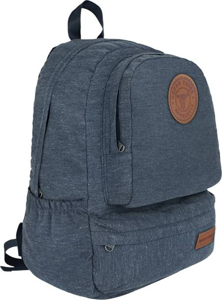 1b0a1ec0a8 Urban Tribe cool Denim look with separate pocket for Laptop charger 27 L  Laptop Backpack