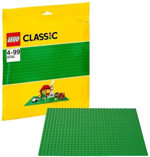 LEGO Classic Green Baseplate (1 Pcs)