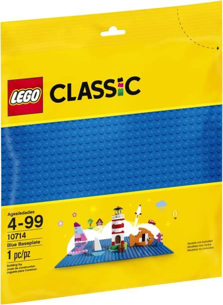 LEGO Classic Blue Baseplate (1 Pcs)