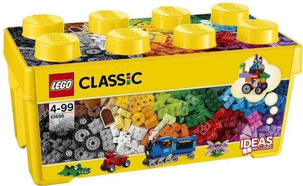 LEGO ® Medium Creative Brick Box (484 Pcs)