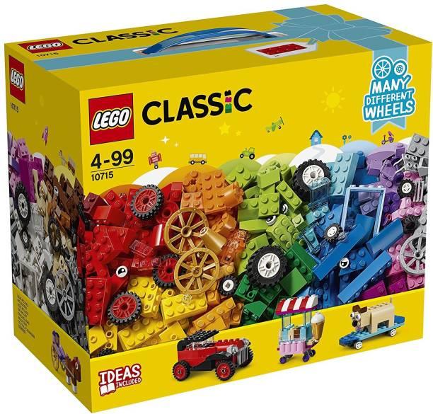 LEGO Bricks on a Roll (442 Pcs)