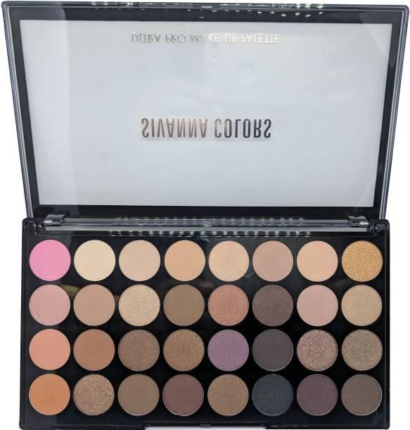 Sivanna Ultra Pro Makeup Palette 20 g
