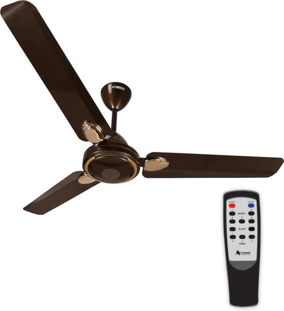 Gorilla Efficio Energy Saving 5 Star Rated With Remote Control And Bldc Motor 1200mm 3