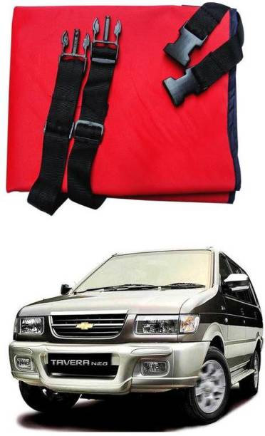 AUTO PEARL AN3C37 - Premium Make Red Black Car Rear Hammock Pet Seat Cover