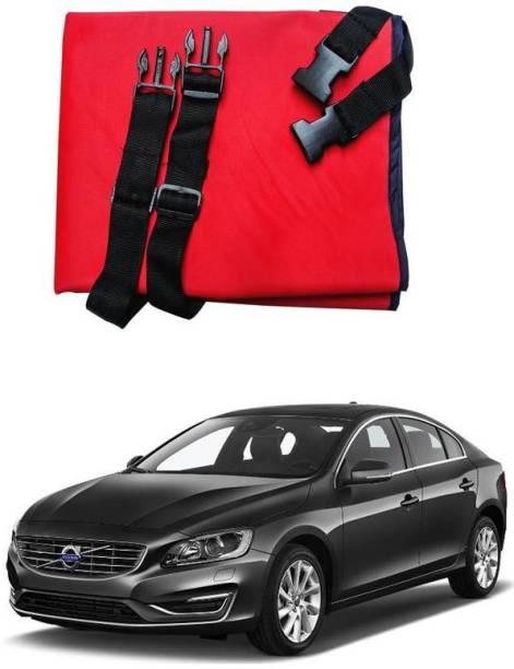 AUTO PEARL AN3C306 - Premium Make Red Black Car Rear Hammock Pet Seat Cover