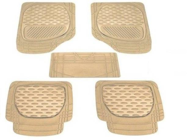 Auto Hub Rubber, Plastic Standard Mat For  Toyota Fortuner
