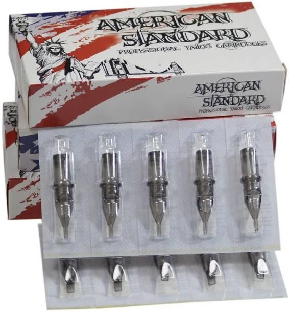 American Standard Tattoo Cartridge Needles 1211M1 Magnum (Box of 20) Reusable Magnum Tattoo Needles