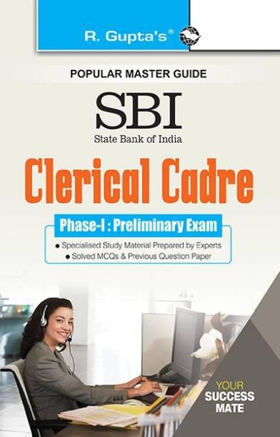 SBI: Clerical Cadre (Junior Associates) Phase-I Preliminary Exam Guide