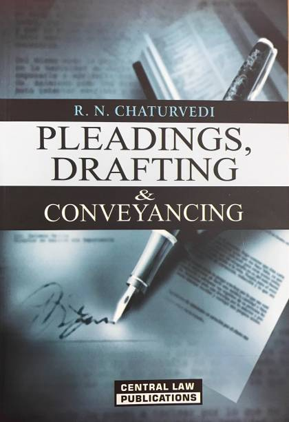 Pleadings, Drafting and Conveyancing