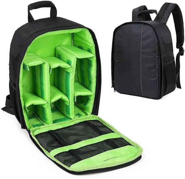 74bab4dfe2c House of Quirk Camera Bag Camera Backpack Waterproof Fabric Camera Bag