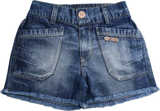 1d27e163d1 Shorts For Girls - Buy Girls Shorts Online in India At Best Prices ...