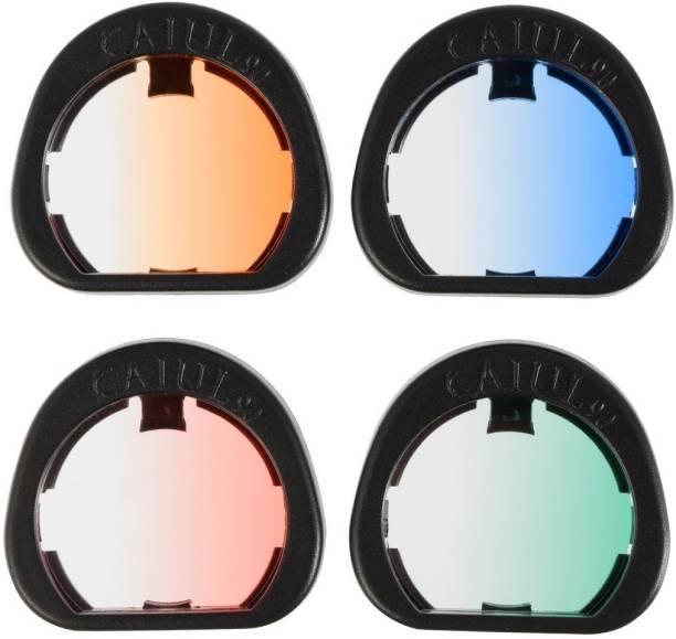 Caiul Instax Mini 90 Set of 4 Gradient Color Close Up  Lens