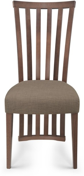 @home By Nilkamal Tallster Solid Wood Dining Chair