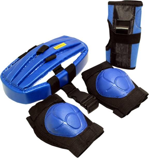 HARVEY SPORTS & FITNESS Kids Protective Skating Guard Kit (4 in 1 - Small) Skating Guard Combo