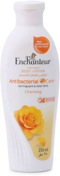 Enchanteur Anti Bacterial Care Charming Body Lotion (Imported)