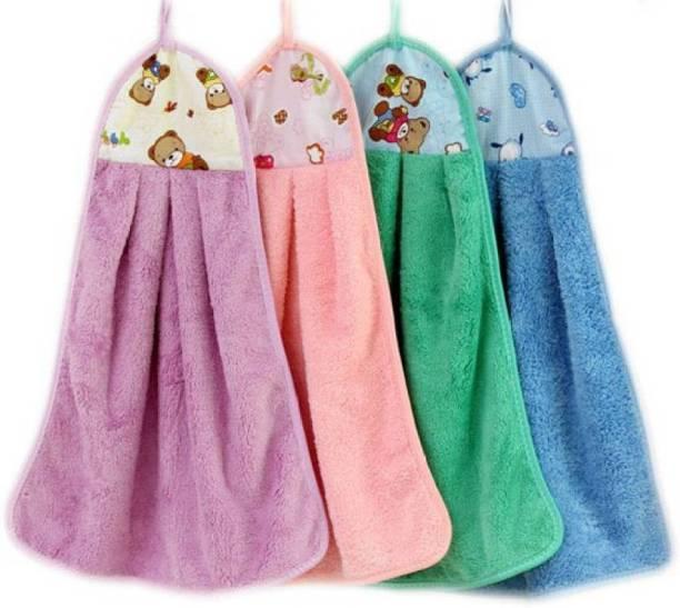 VRT 4 Piece Cotton Bath Linen Set