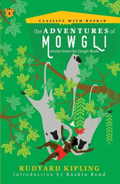 The Adventures of Mowgli - Stories from the Jungle Book
