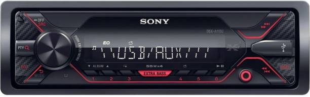 SONY DSX-A110U media receiver with USB Car Stereo
