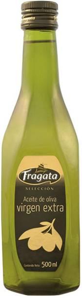 Fragata Spanish Extra Virgin Olive Oil Glass Bottle