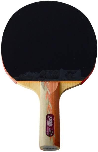 DHS TT Bat A4001 Red, Black Table Tennis Racquet