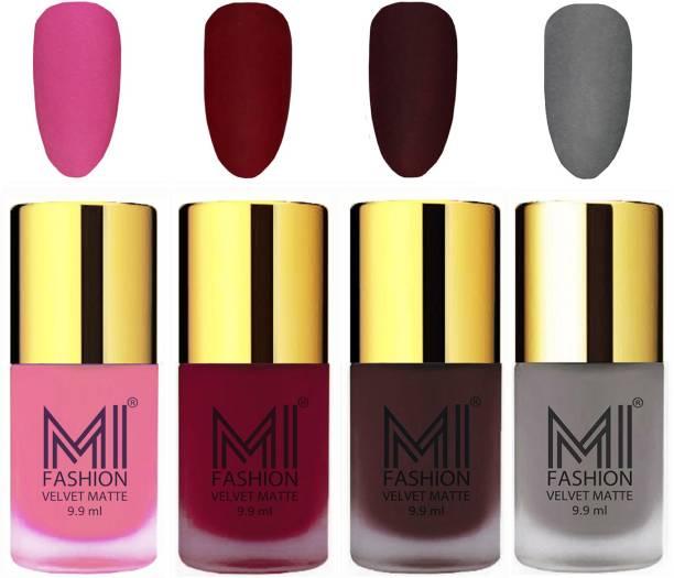 Mi Fashion Nail Polishes - Buy Mi Fashion Nail Polishes Online at ...