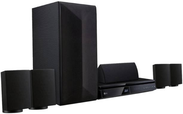 LG LHB625 1000 W Bluetooth Home Theatre