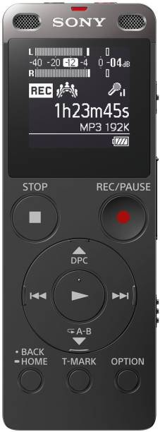 Sony ICD UX 560 4 GB Voice Recorder