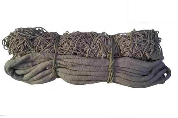 WINART 301 Cotton Single Dori 10 Meshes Both Side Niwar Tape Volleyball Net