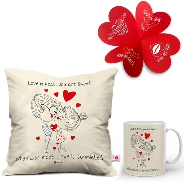 Indigifts Valentines Gift For Girls Girlfriend Her Love Husband Wife