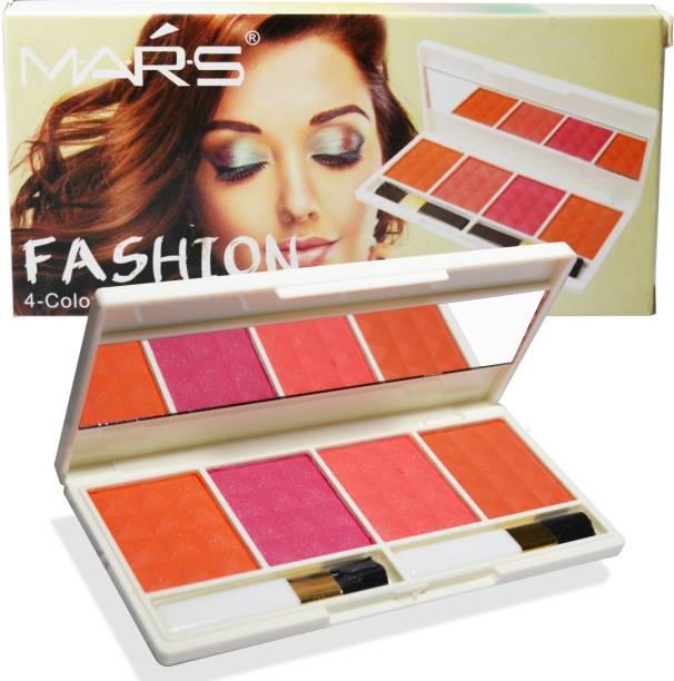 M.A.R.S Fashion 4-Color Blusher