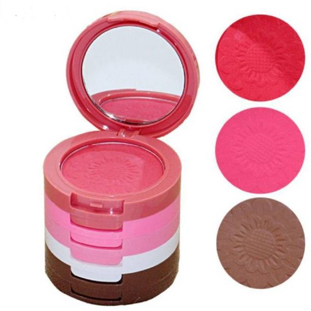 NYN 5 in 1 Blusher and bronzing powder