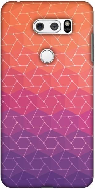 Amzer Back Cover for LG V30, LG V30 Plus